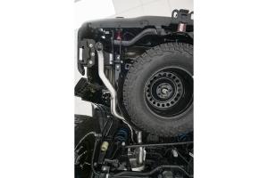 Hooker BlackHeart BH5415 Hooker BlackHeart Axle-Back Exhaust Kit w//o Muffler