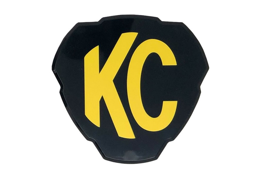 KC HiLites Flex ERA 3 Light Shield Cover - Black
