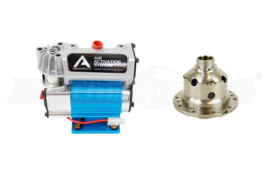 ARB Locker and Air Compressor Package