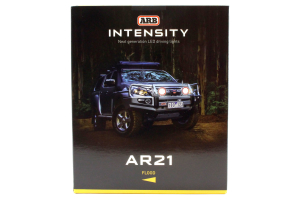 ARB Intensity LED Driving Flood Lights 7in (Part Number: )