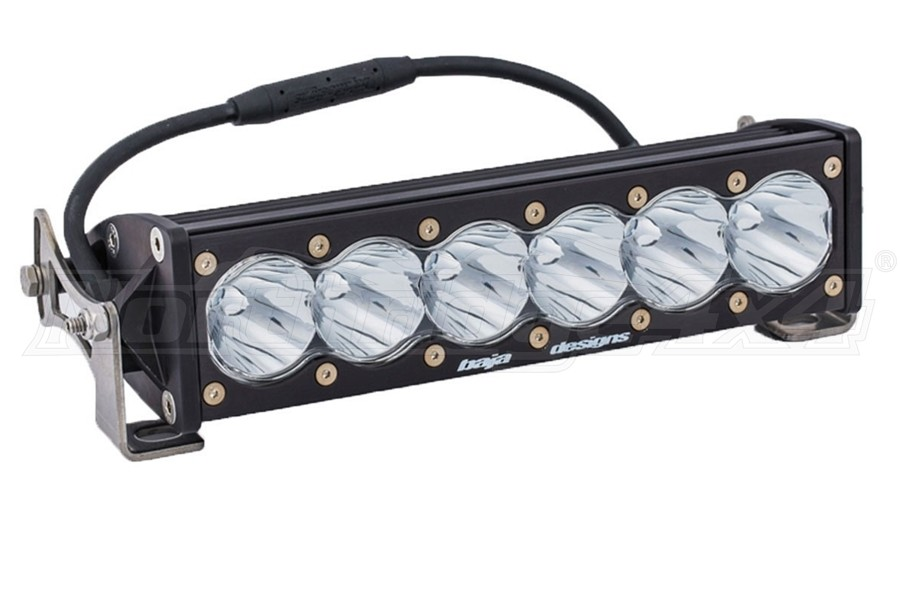 Baja Designs OnX6 10in Spot Light Bar (Part Number:451001)
