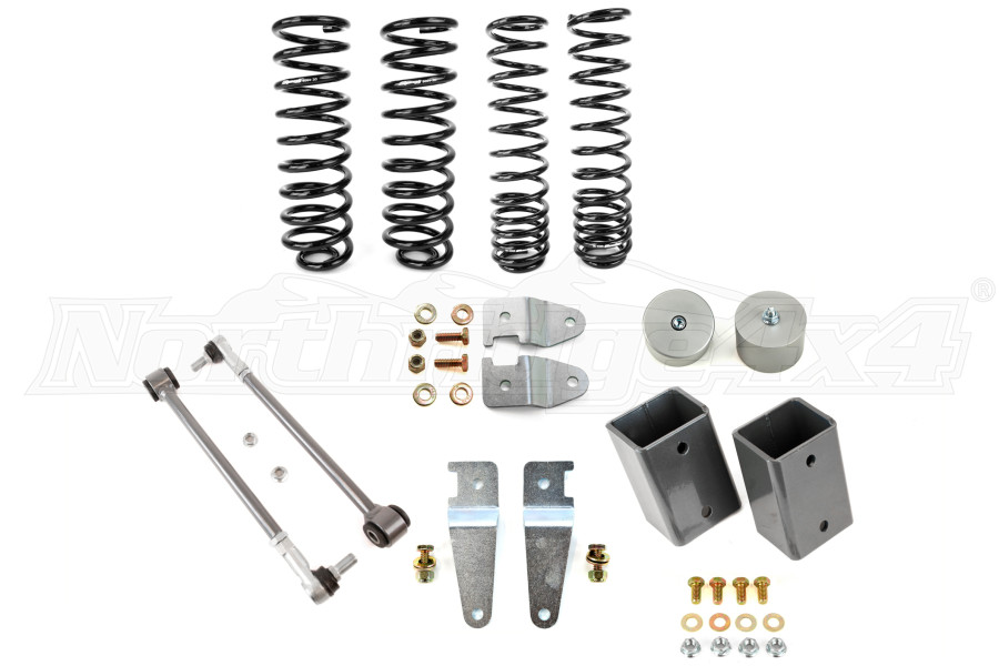 Synergy Manufacturing 2in Starter Lift Kit - JK 2DR (Part Number:8020-20)