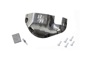 Rock Hard 4x4 Dana 44 Differential Cover Raw (Part Number: )