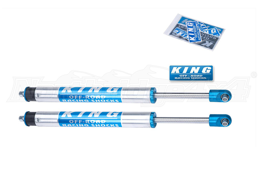 King Shocks 2.0 OEM Performance Series Front Shocks 0-2in Lift (Part Number:20001-206)
