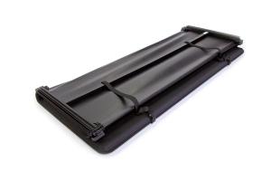 Rugged Ridge Armis Soft Folding Tonneau Bed Cover  - JT