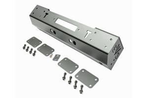 EVO Manufacturing Quarter Pounder Front Bumper Bare ( Part Number: 1112AL)