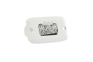 Rigid Industries SR-M Series Pro Driving Diffused Flush Mount (Part Number: )