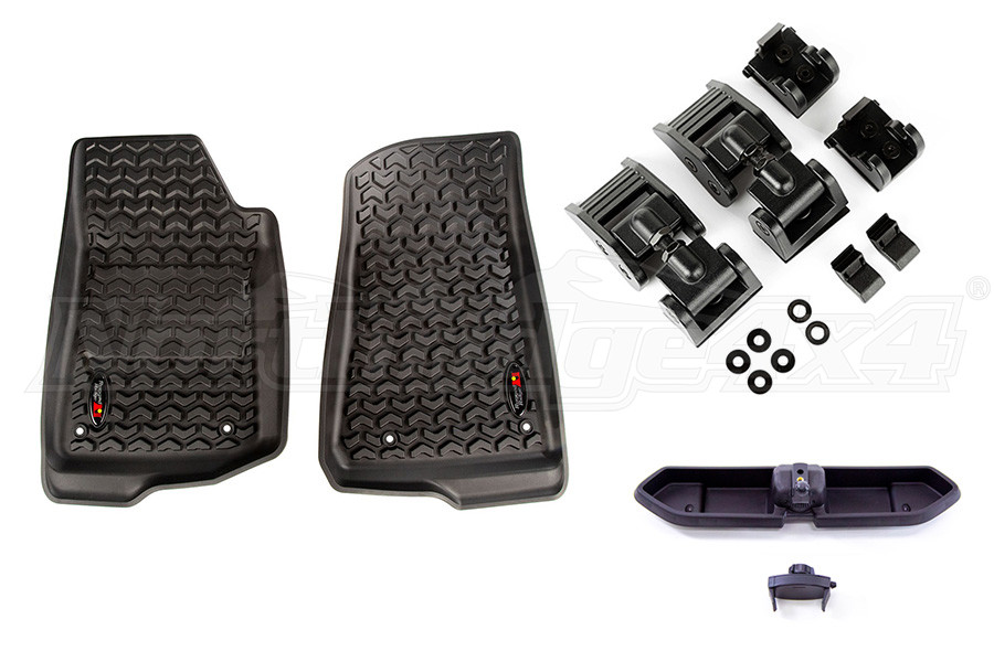 Rugged Ridge Accessory Package - JL