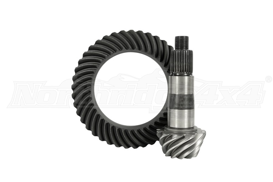Yukon Dana 44 3.73 Front Ring and Pinion Set w/ D44 Upgrade - JT/JL