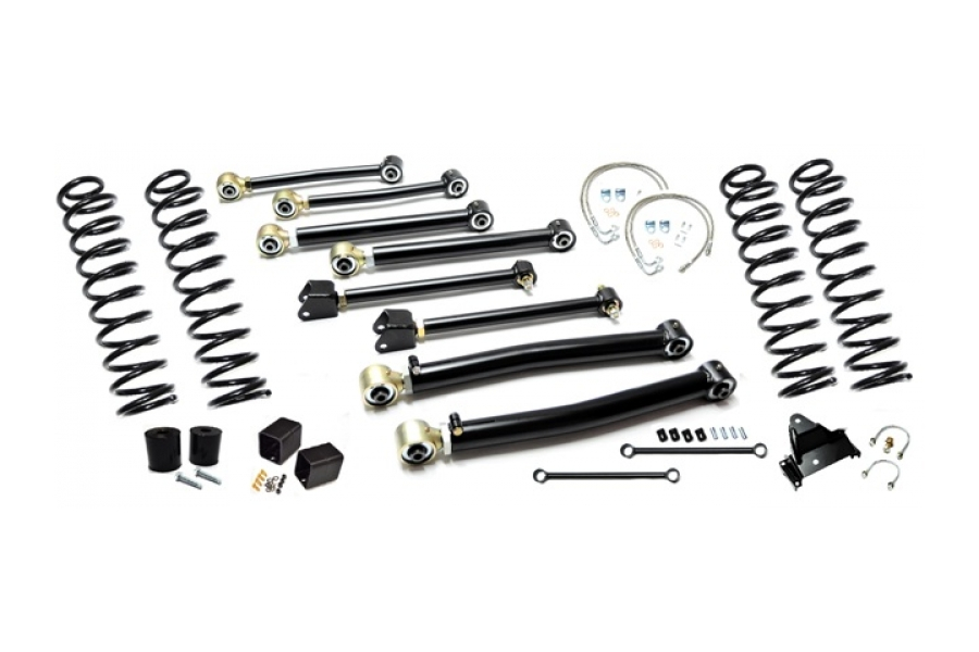 EVO Manufacturing 3in Enforcer Lift Kit, Stage 3 - JK ( Part Number: 1063-35S3)