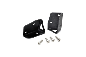 Rough Country Lower Windshield LED Light Mounts (Part Number: )
