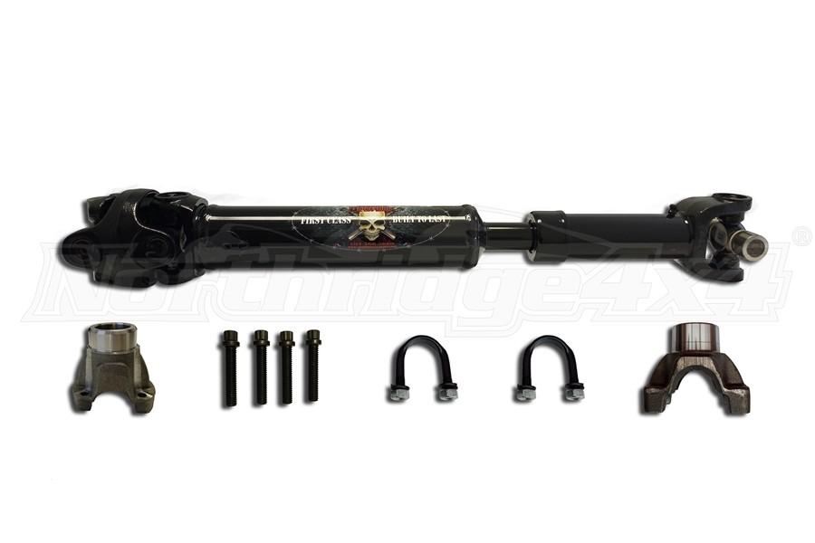 Adams Driveshaft Extreme Duty Rear 1310  CV Driveshaft (Part Number:JL-1310R-S2D)