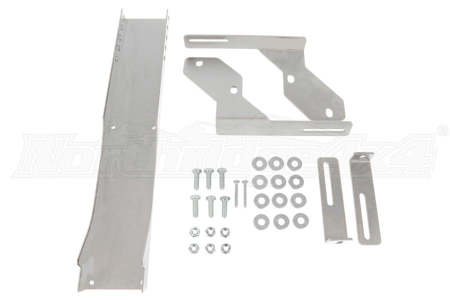 LOD 3RD Brake Light Mount Bare Steel (Part Number:JBL0700)