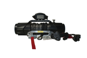 ENGO XR Series Winch w/Synthetic Rope 10,000lb (Part Number: )