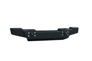 Ace Engineering Mid Width Bumper w/Fog Light Provision Black ( Part Number: JKMWBFL)