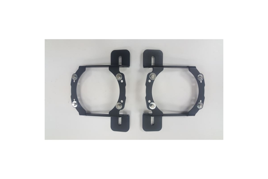 Maximus-3 Fog Light Adapter Brackets (Part Number:JL1011JW)