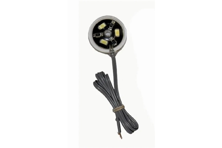 Off Road Only LiteSpot Single Rock Lights Chassis LED - Amber