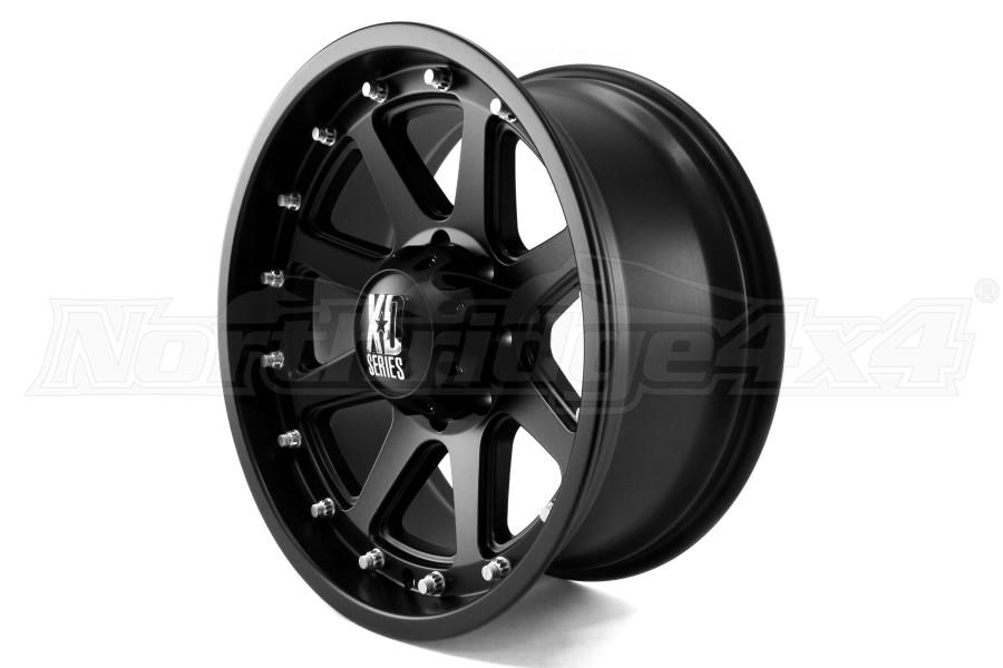 XD Series Addict Matte Black 20x9 8x6.5 (Part Number:XD79829080712N)