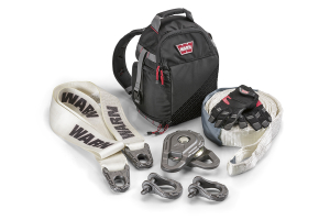 WARN Heavy Duty Epic Recovery Kit (Part Number: )