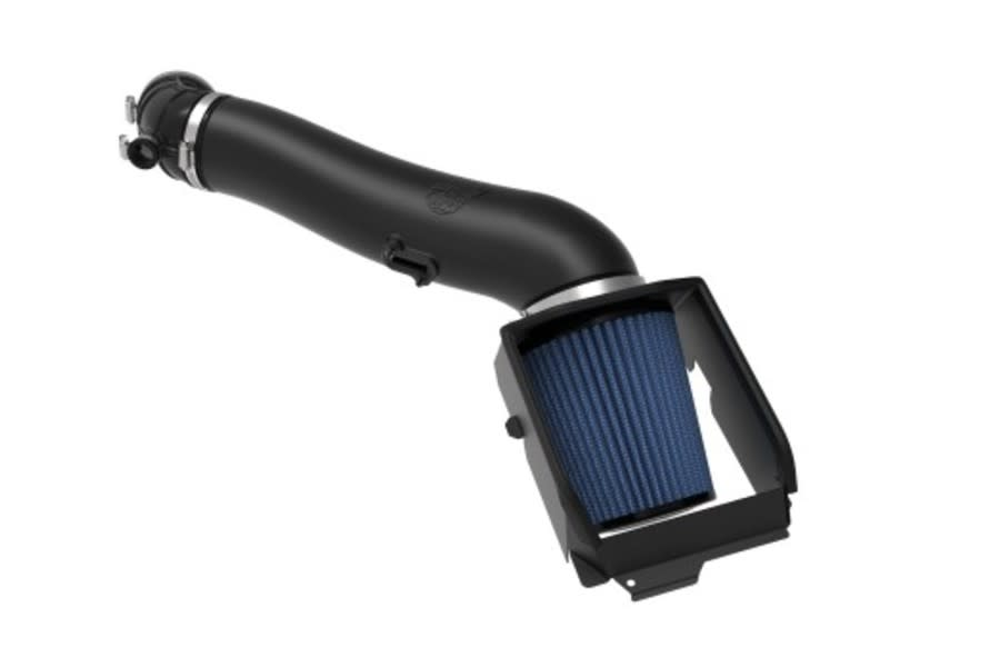 AFE Power Rapid Induction Cold Air Intake System w/Pro 5R Filter - JL Diesel