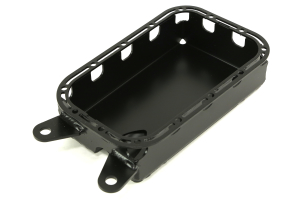 Evo Manufacturing Oil Pan Skid Black ( Part Number: 1091B)