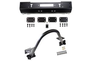 EVO Manufacturing Quarter Pounder Front Bumper w/Revolution Stinger Package ( Part Number:EVOPKG7)