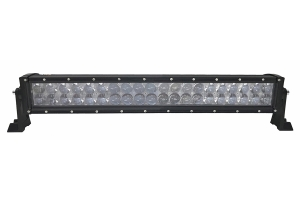 Quake LED 23 Inch Ultra Accent Series LED RGB Combo Light Bar - Dual Row Lock/Interlock