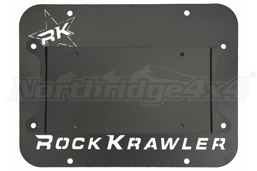 Rock Krawler License Plate Delete Kit - JK