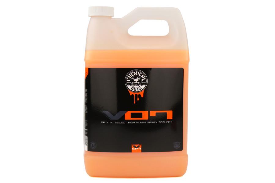 Chemical Guys Hybrid V7 Optical Select High-Gloss Spray Sealant and Quick Detailer - 1 Gal