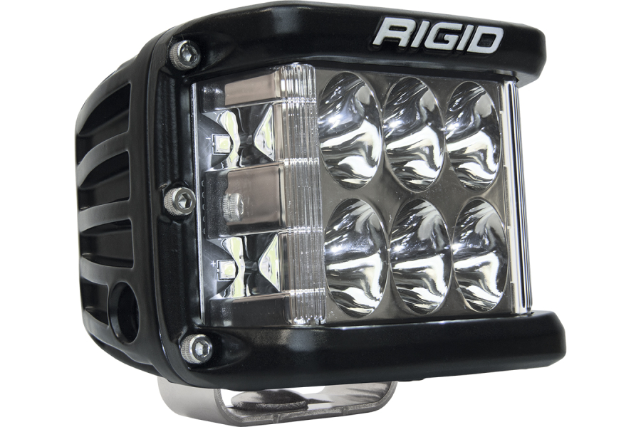 Rigid Industries D-SS Side Shooter LED Cube, Driving (Part Number:261313)