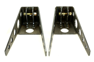 Rock Krawler Front Coil Over Brackets - TJ/LJ