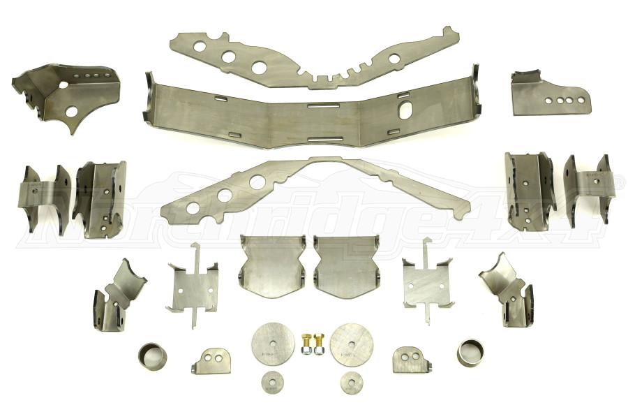Artec Industries 1 Ton Rear 14-Bolt Swap Kit - JK