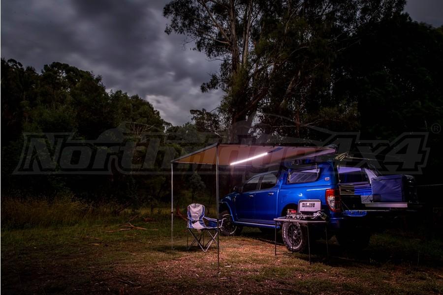 ARB Awning Kit w LED Light Strip 82ft x 82ft | 814403 ...