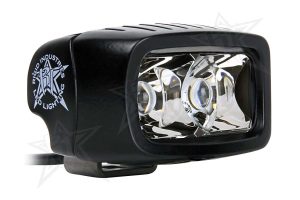 Rigid Industries SRM-Series Light Bar Spot Amber (Part Number: )