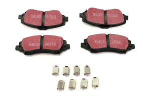 Dynatrac ProGrip Replacement Front Brake Pad Set (Part Number: )