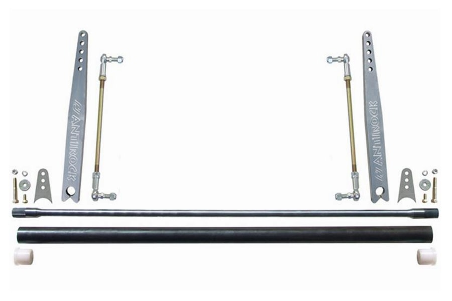 RockJock Universal Anti-Rock Sway Bar Kit w/ 45in Bar and 24in Aluminum Arms
