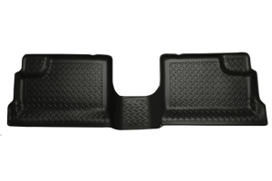 Husky Liners Floor Liner Second Row Black (Part Number: )