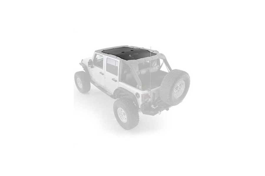 Smittybilt Cloak Extended Mesh Top (Part Number:95500)