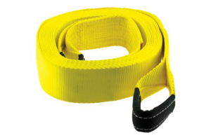 Smittybilt 20ft x 4in Recovery Strap - 40,000lb Max Capacity