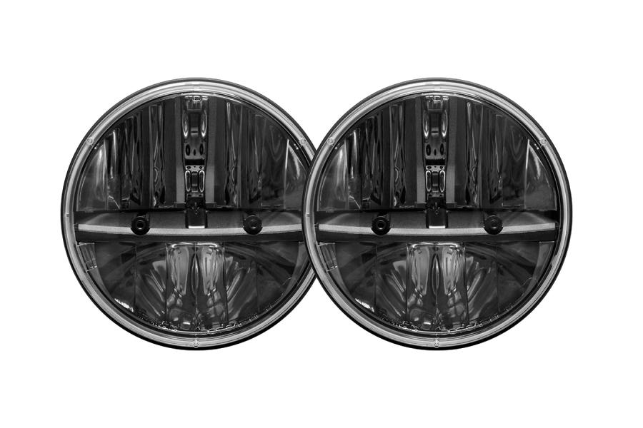 Rigid Industries 7in Round Headlight Non-JK (Part Number:55009)