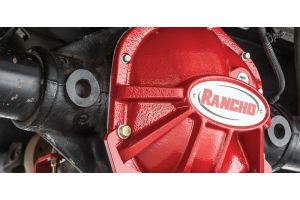 Rancho Performance RockGEAR Dana 30 Differential Cover (Part Number: )