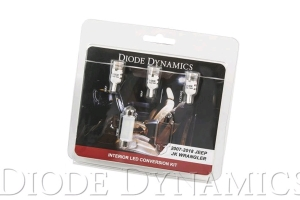 Diode Dynamics Interior LED Conversion Kit Stage 1 Cool White (Part Number: )