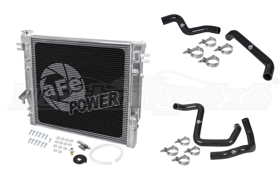 aFe Power Radiator and Hose Kit (Part Number:46-52001PKG)