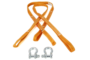 Warn Pullzall Rigging Kit w/Carry Bag (Part Number: )