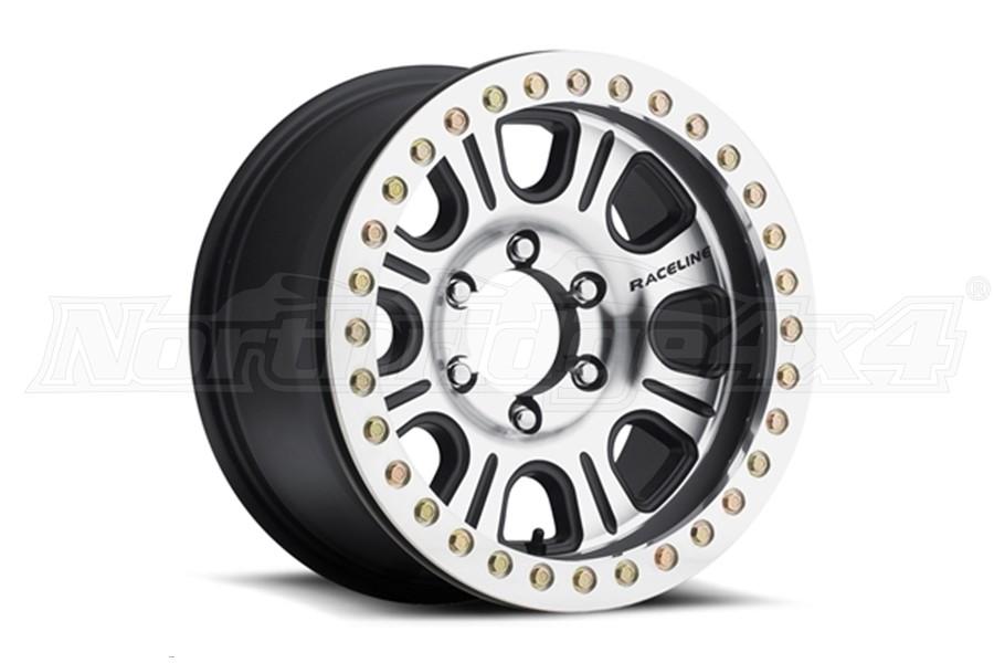 Raceline Wheels RT232 Monster Beadlock Wheel, 17x8.5 5x5 - JL/JK