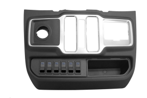 S-Tech 6 Switch Micro LED Blue - JL