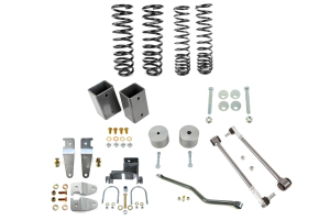 Synergy Manufacturing 2in Stage 1 Suspension Lift - JK 4DR (Part Number: )