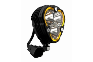 KC HiLites Flex ERA 3 Spot Beam LED Lights - Pair