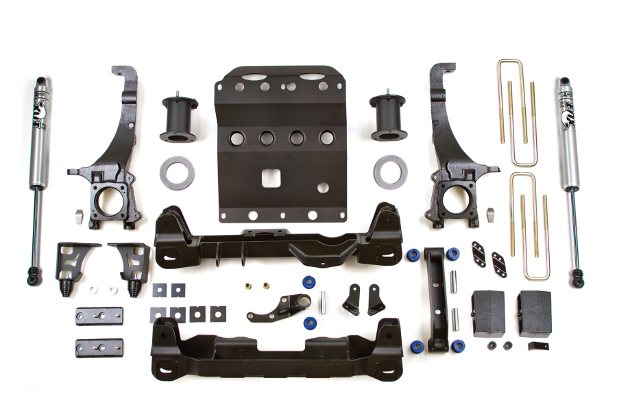 BDS Suspension 6in Suspension Lift Kit (Part Number:815H)