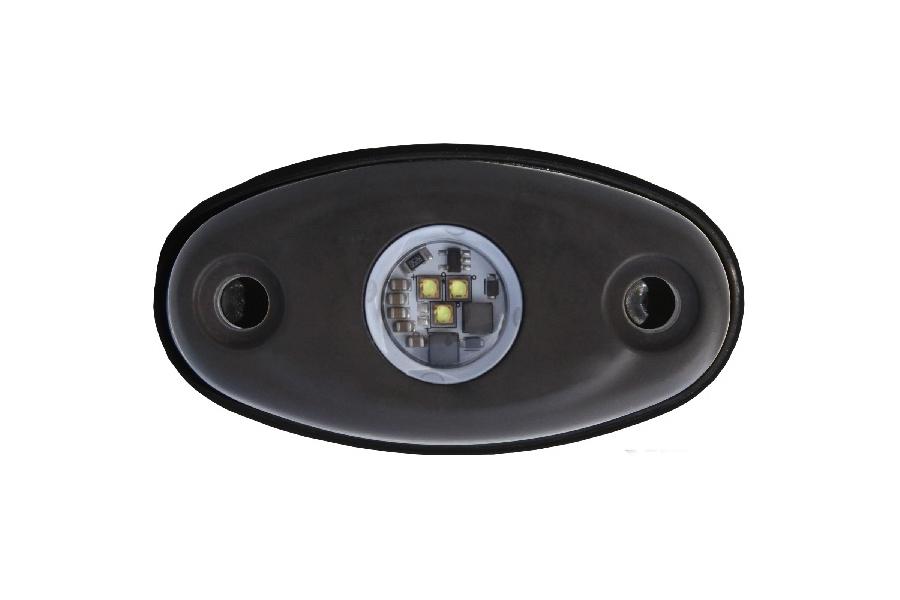 Rigid Industries A-Series Light Tri-Plex High Strength Amber (Part Number:480353)